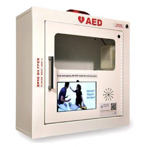 AED Smart Station Cabinet