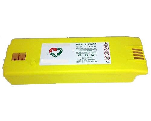 Cardiac Science Powerheart G3 Compatible Battery