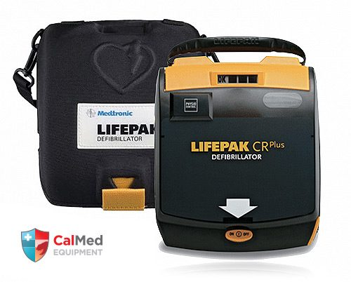 Physio-Control-Lifepak-1000-ECG-Display